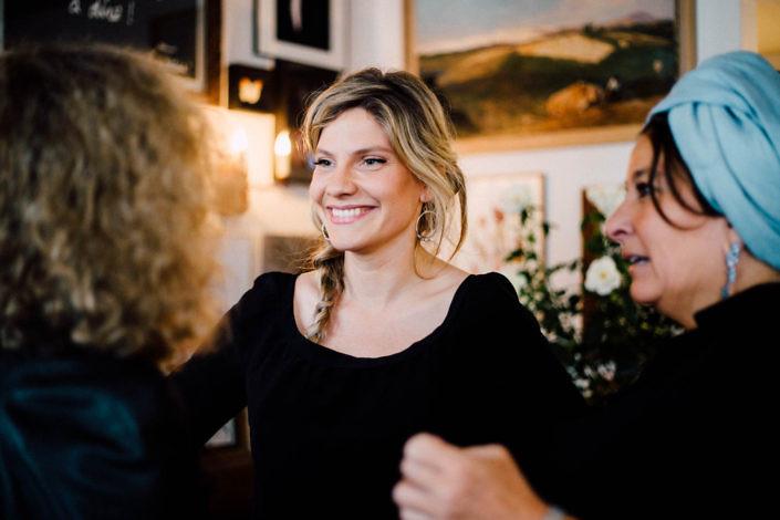 Angele Ferreux , naturopathe et chef Photo : Lucie Sassiat