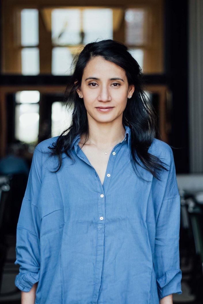 Mai Do Hamisultane , écrivain photo : Lucie Sassiat